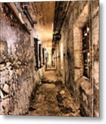 Endless Decay Metal Print by Andrew Paranavitana