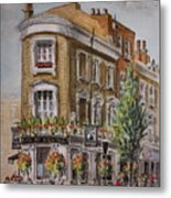 England London The Duke Of Kendal Metal Print