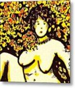 Erotic Desire Metal Print