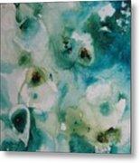 Essence Of Flower Metal Print