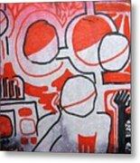 E.t. Phone Home Metal Print