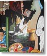 Ethiopian Traditions Metal Print