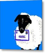 Ewe Have Mail Metal Print