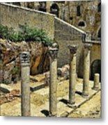 Excavations Metal Print
