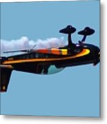 Extra 300s Stunt Plane Metal Print