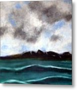 Face To The Sky Metal Print by Joseph Ferguson