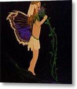 Fairy Girl Metal Print