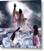 Faith Metal Print