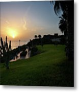 Fanabe Evening 1 Metal Print