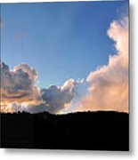Felton Sunset Metal Print