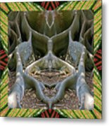 Fig Tree Ally Metal Print by Bell And Todd