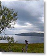 Finnmark Panorama Metal Print