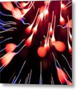 Fire Tadpole K860 Metal Print