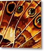Five Eyes Metal Print