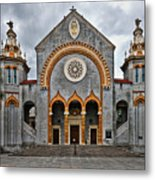 Flagler Memorial Presbyterian Church Metal Print