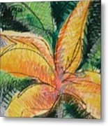 Flora Exotica 2 Metal Print