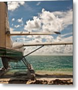 Florida Keys Seaplane Metal Print by Patrick  Flynn