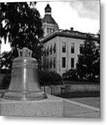 Florida's Old Capitol Building Metal Print
