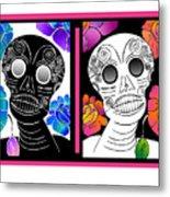 Flowering Death 2 Metal Print