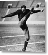 Football, 20th Century Metal Print