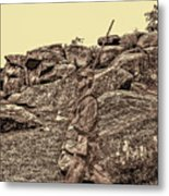 For Ever Watch At Devils Den Metal Print by Tommy Anderson