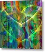 For The Children Metal Print