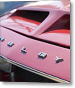 Ford Mustang Shelby Metal Print