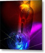 Foreplay Metal Print