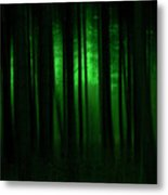 Forest Abstract03 Metal Print
