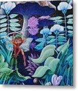 Forest Fantasy-sold Metal Print