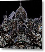 Forevertron Metal Print