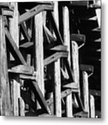 Form And Function 1 Metal Print