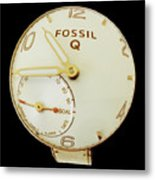 Fossil Q 7 Metal Print