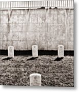 Four Harrows Metal Print