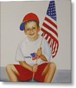 Fourth Of July Metal Print