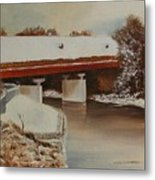 Frankenmuth Michigan Metal Print