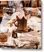 Frankincense And Myrrh Metal Print
