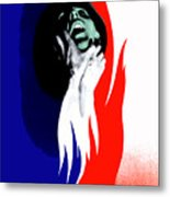 French Resistance Helps Throttle The Boche Metal Print by War Is Hell Store