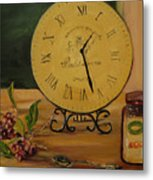 Friendship Is Timeless Metal Print