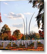 From Arlington Metal Print by JC Findley