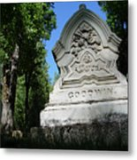 From The Grave No2 Metal Print
