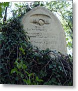 From The Grave No3 Metal Print