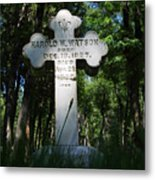 From The Grave No4 Metal Print