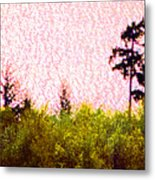 From The Hill 2 Ae 2 Metal Print