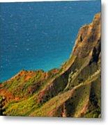 From The Hills Of Kauai Metal Print