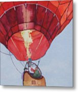 Full Of Hot Air Metal Print