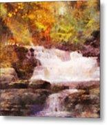 Fuller Falls Metal Print