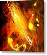Galaxy Abstract2of4 Metal Print