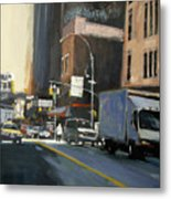 Gallery District Metal Print
