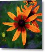 Garden Flower Metal Print